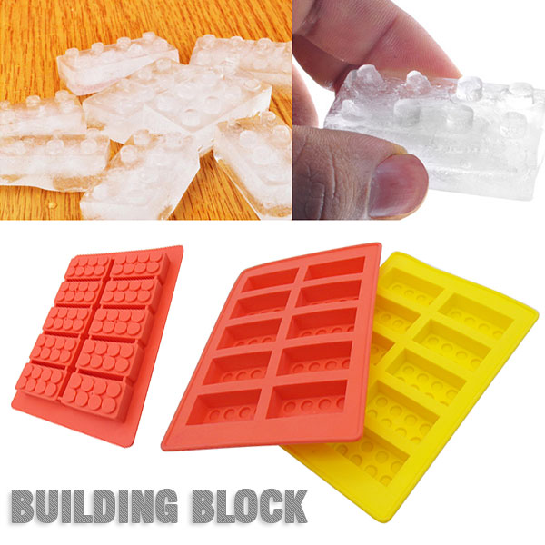 Diy Silicone Mould Mold Ice Cube Tray Maker Freeze Party